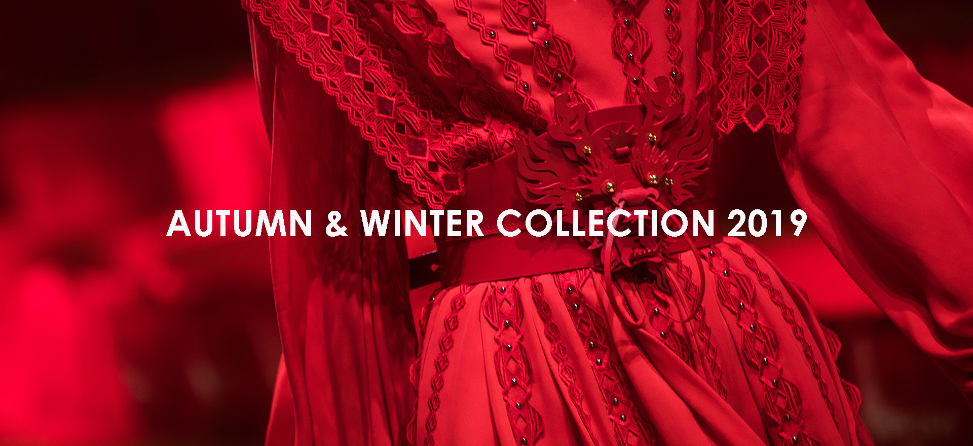 AUTUMN & WINTER COLLECTION 2019