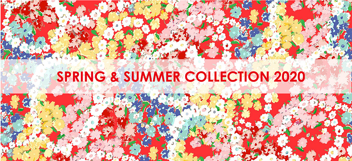 SPRING & SUMMER COLLECTION 2020